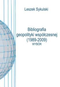 Bibliografia geopolityki wspolczesnej_okladka