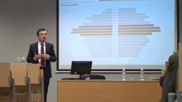 Zmiany demograficzne głównym tematem VIII Zjazdu Geopolityków w Zabrzu 3 grudnia 2016 r.