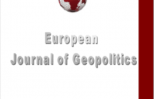 8 numer European Journal of Geopolitics już dostępny!