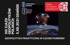XIII ZJAZD GEOPOLITYKÓW POLSKICH