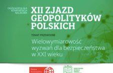 Zjazd Geopolityków Polskich – konferencja online – 31.01.2021